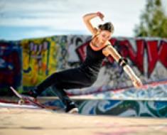 Skate Chick
